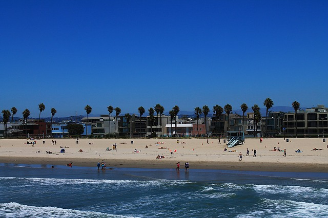 Venice CA Neighborhoods, Beach Front