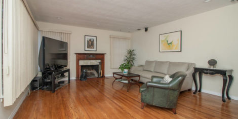 Culver City Home for Sale - Living Area