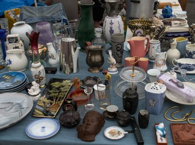 Handling and Liquidation of Hoarded Probate Personal Property